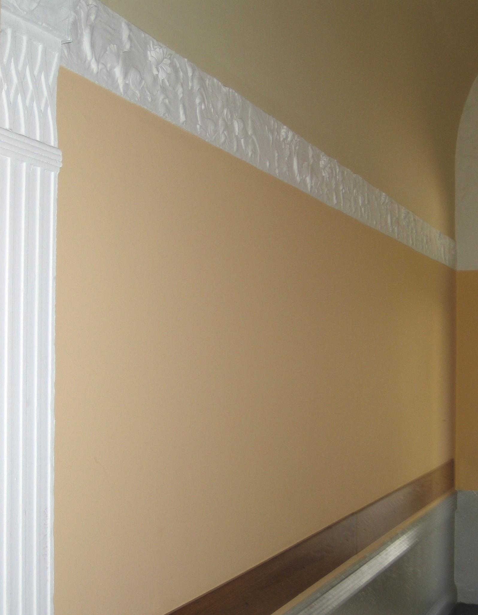 Wandgestaltung Treppenhaus Einfamilienhaus ~ Kreative Deko Ideen,  Wohnzimmer Dekoo